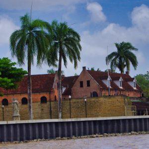 Fort Zelandia in Paramaribo